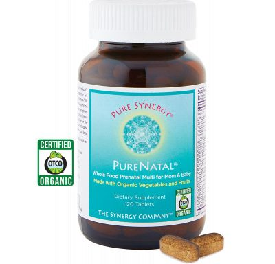 pure natal multi vitamin supplement pregnancy
