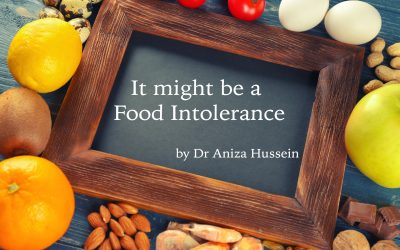 It might be a Food Intolerance